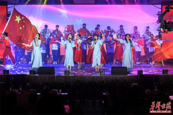 长沙财经学校:庆百岁华诞 为盛世育才