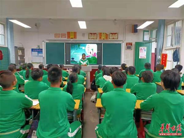 """奎溪镇中学:""""321""""阅读模式助力农村初中师生阅读"""