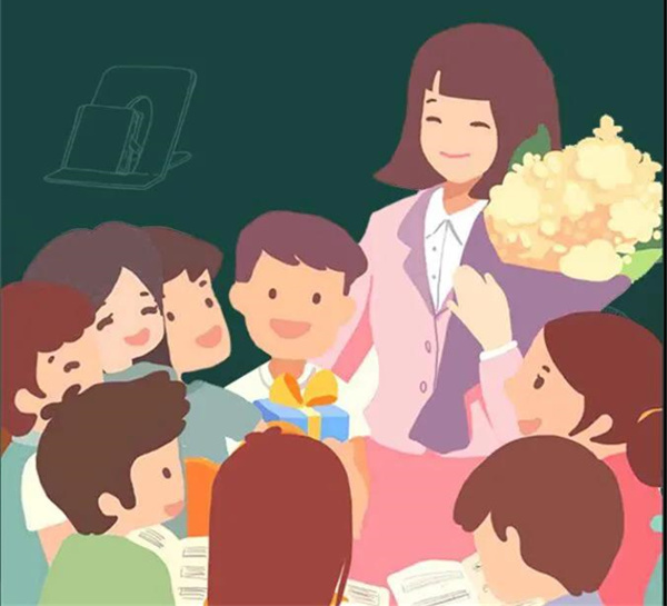 """教师节,给老师的""""三行情书"""""""