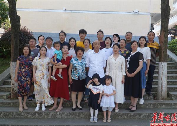 湖南平江:红色土地上的教育世家